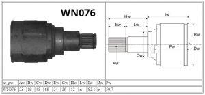 WN076_Daihatsu_MOTOMAX_przeguby i półosie_parametry
