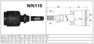 WN110_Citroen_MOTOMAX_przeguby i półosie_parametry