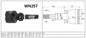 WN257_Fiat_MOTOMAX_przeguby i półosie_parametry