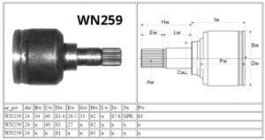 WN259_Citroen_MOTOMAX_przeguby i półosie_parametry