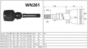 WN261_Ford_MOTOMAX_przeguby i półosie_parametry