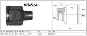 WN524_Ford_MOTOMAX_przeguby i półosie_parametry