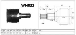 WN033_HONDA_MOTOMAX_przeguby i półosie_parametry