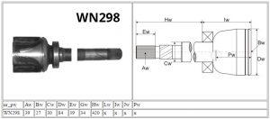 WN298_OPEL_MOTOMAX_przeguby i półosie_parametry