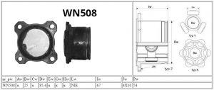 WN508_Mitsubishi_MOTOMAX_przeguby i półosie_parametry