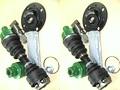FIAT 500 driveshafts